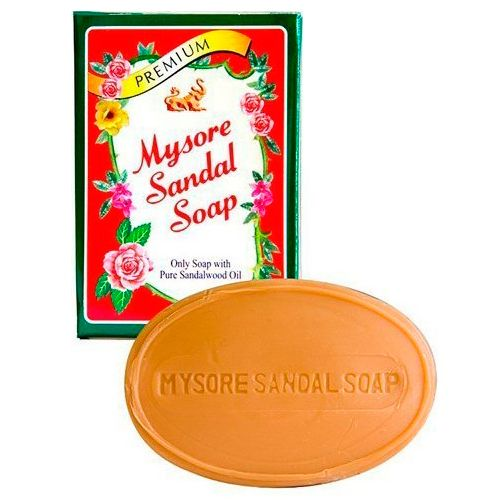 Мыло сандаловое / Mysore sandal soap \ Song of India