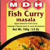 FISH CURRY MASALA MDH / ФИШ КАРРИ МАСАЛА MDH