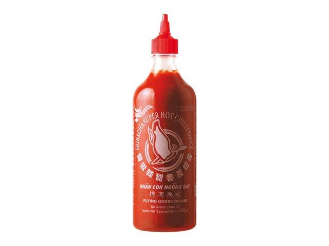 Очень острый соус Чили \ Sriracha super hot chilli sauce \ Superchan