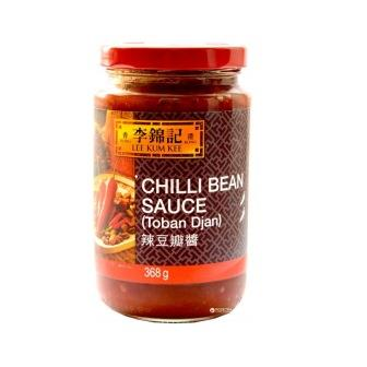 Черный бобовый соус \ Chilli Bean Sauce (Toban Djan) \ Lee Kum Kee