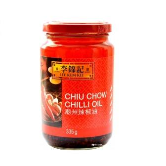 Соус чили  Chiu Chow Chilli Oil \  Lee Kum Kee