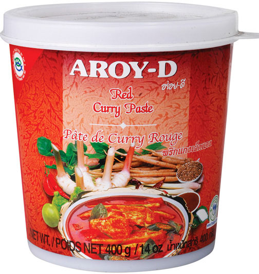Карри паста красная \ Red Carry Paste \ AROY-D