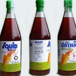 Соус кальмарный \ Squid brand fish sause, Non pla